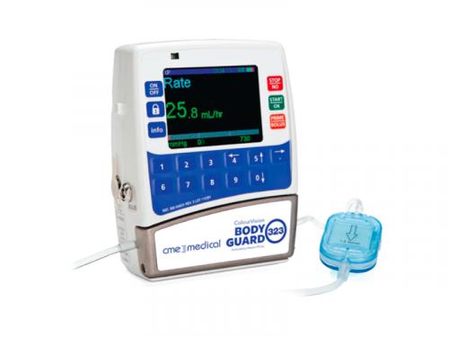 Sistema de Infusão Ambulatório CME