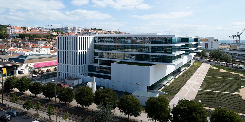 Fazemos parte do novo hospital CUF Tejo