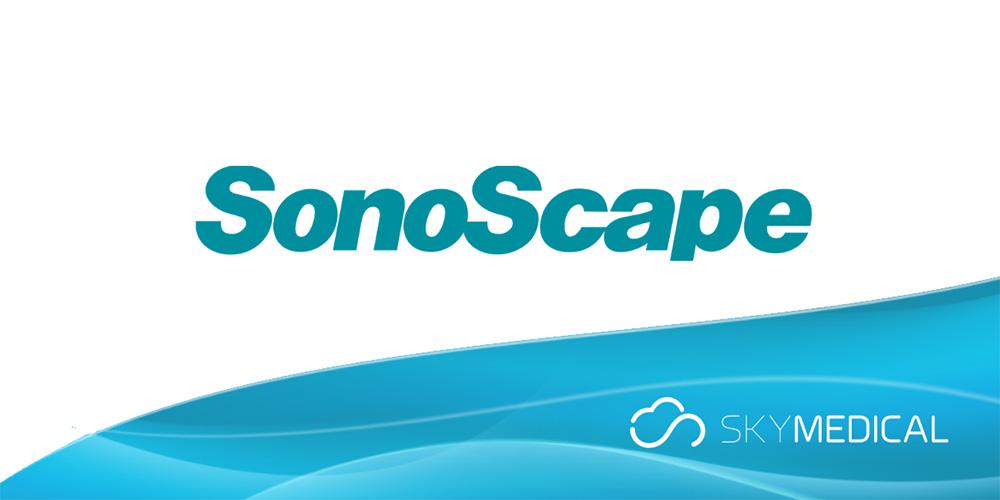 Novo parceiro Sonoscape