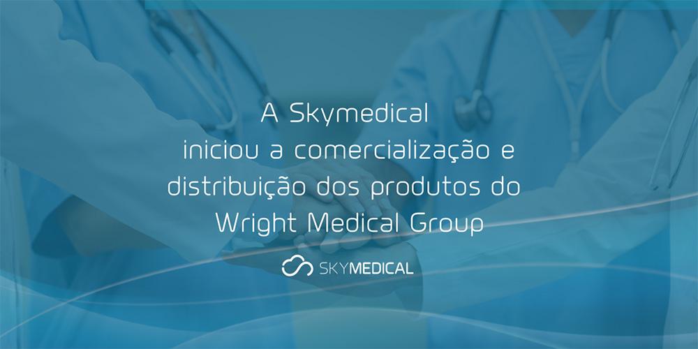 Skymedical e Stryker iniciam a comercialização de produtos Wright Medical em Portugal